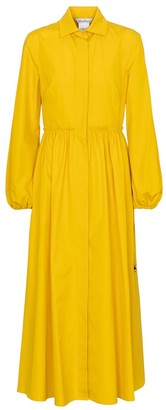Max Mara Bairo cotton shirt dress