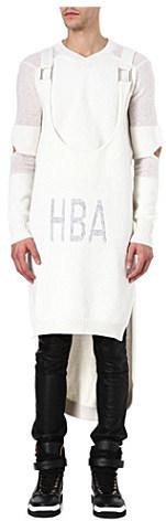 Hood by Air Corgi long jumper and vest - for Men