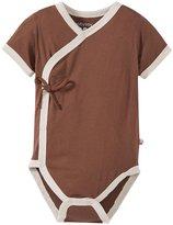 Baby Soy Kimono Bodysuit (Baby) - Chocolate-18-24 Months