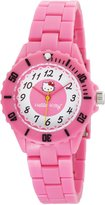 Hello Kitty Women's H3WL1004PK Pink Dial Watch