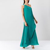 Coast Lindos One Shoulder Maxi Dress