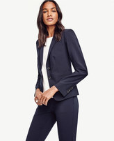 Ann Taylor Tall Seasonless Two Button Jacket