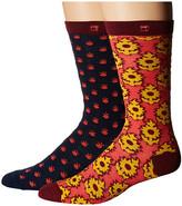 Scotch & Soda 2-Pack Classic Socks in Colorful Pattern