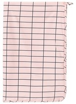 Tinycottons Pale Pink Grid Towel