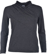Armani Collezioni Wrap Neck Sweater