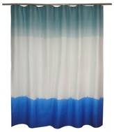 Threshold Shower Curtain - Dip Dye