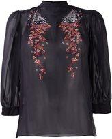 Giamba 'Voile' shirt - women - Silk - 42