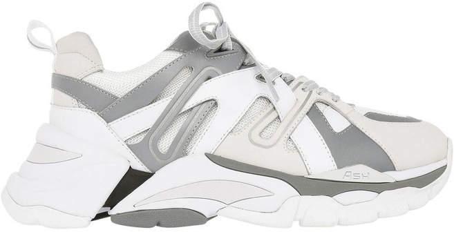 Ash Flash White Sneaker SS19-S-127874-008