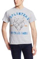 Nickelodeon Men's Ninja Turtles Splinter T-Shirt