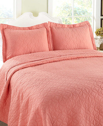 Laura Ashley Classic Quilt Set