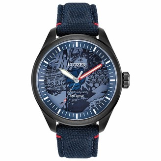 Citizen Collectible Watch (Model: AW2037-04W)