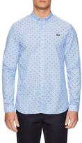 Fred Perry Tipped Dobby Sportshirt