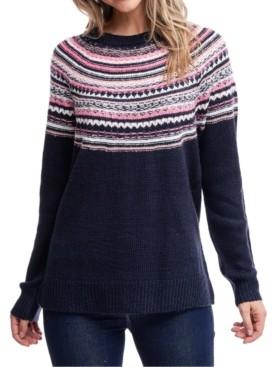 Fever Fair-Isle Sweater