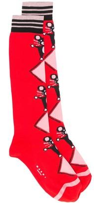 Marni Chinese New Year 2020 socks