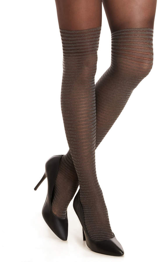 cbbb82c6d74fb Shimmer Tights - ShopStyle