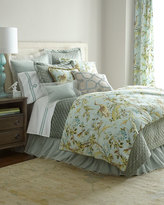 Legacy Queen Quilted Velvet Coverlet