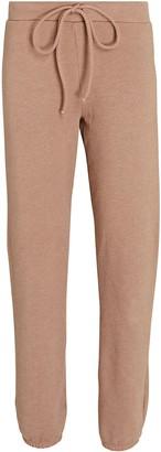 Lanston Cuffed Cotton-Blend Sweatpants