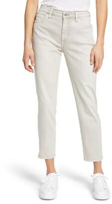 Wash Lab Boyfriend Crop Jeans