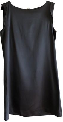 Mauro Grifoni Grey Silk Dress for Women