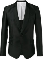 Haider Ackermann laurel shawl collar blazer - men - Cotton/Rayon/Mohair - 48