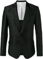 Haider Ackermann laurel shawl collar blazer