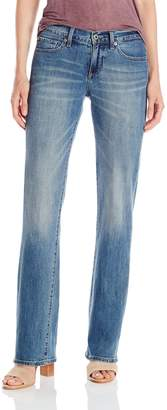 Lucky Brand Women's Easy Rider Bootcut Jean Rose Hill 25 x 32 (US 0)