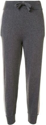 Colombo Contrasting Stripe Track Trousers