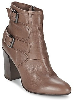 Janet & Janet Janet Janet ELIOLE women's Low Ankle Boots in Brown
