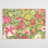 Watercolor Corinne Floral Placemats Set of 4