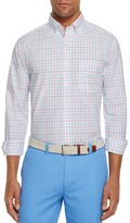 Vineyard Vines Manor Haven Tattersall Murray Slim Fit Button-Down Shirt