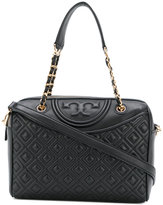 Tory Burch quilted tote - women - Calf Leather - One Size
