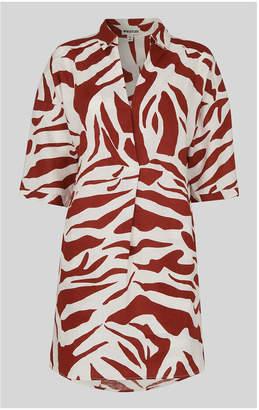 Whistles Graphic Zebra Linen Lola