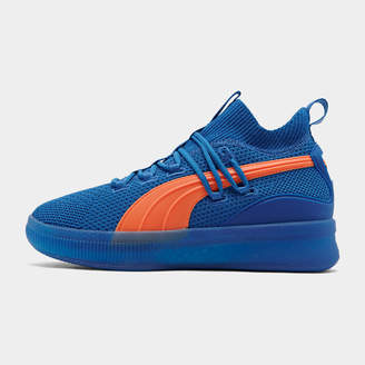 Puma Men's Clyde Court Basketball Shoes