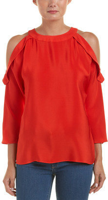 Ramy Brook Vivica Silk Top