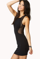 Forever 21 Eye-Catching Bodycon Dress