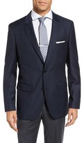 BOSS Men's 'James' Trim Fit Wool Blazer