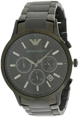 Giorgio Armani Men's Stainless Steel Watch