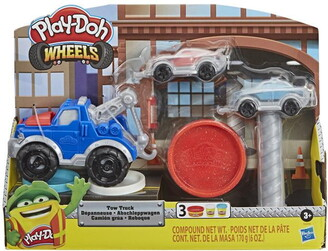 Play-Doh Tow Truck