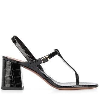 L'Autre Chose Sling-Back Heeled Sandal