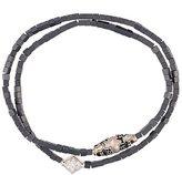 Luis Morais double wrap hamsa bracelet