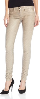Level 99 Women's Janice Jegging with Faux Pocket