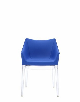 Kartell Madame Chair Color: Transparent - Gray