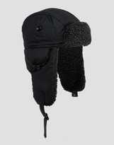 Barbour Trapper Hat With Fleece Lining