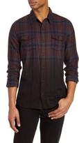 Paige Everett Slim Fit Plaid Button-Up Shirt