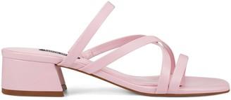Nine West Remy Block Heel Sandals