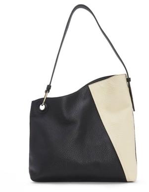 Vince Camuto Yulia Leather Hobo Bag