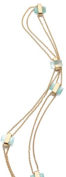 Dean davidson Wrapped Charm Necklace
