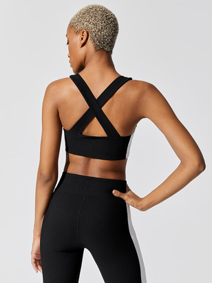 YEAR OF OURS Thermal Cross Back Track Bra