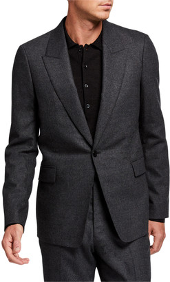 The Row Men's Mason Single-Button Jacket