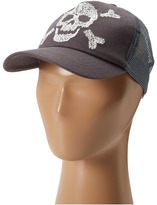 San Diego Hat Company Kids CTK3406 Skull Trucker (Little Kids)